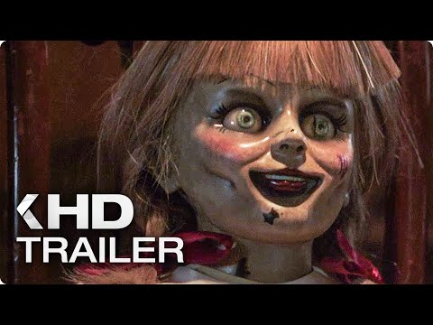 ANNABELLE COMES HOME Trailer (2019)