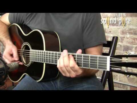 Santa Cruz H13 Acoustic Guitar Review
