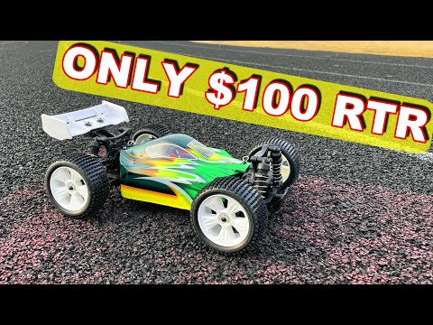 CHEAP & FAST RC Car - Caster Racing K12 4WD RC Buggy - TheRcSaylors