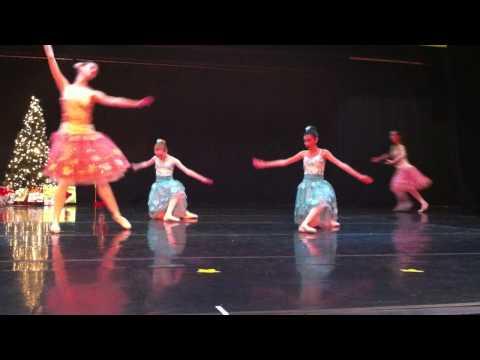 Classsic Dance Academy Nutcracker dress rehearsal