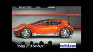 Dodge Zeo Concept Pictures Videos