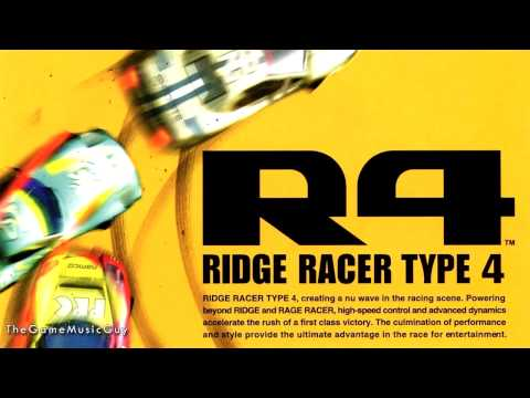The Objective  R4: Ridge Racer Type 4