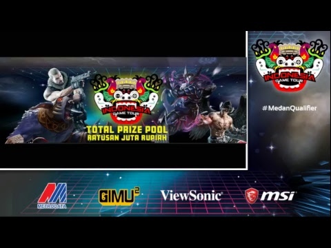 Indonesia Games Tour - Medan Qualifier Day 2 (AOV)