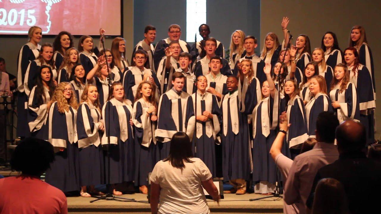 Arkansas Assemblies of God All State Choir 2015