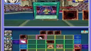 Yu-Gi-Oh WC 2008 Dark Gaia deck vs. Yugi
