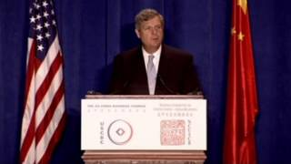 The Honorable Tom Vilsack, United States Secretary of Agriculture, S&ED 2013