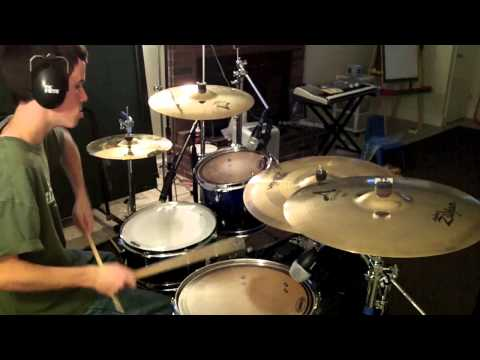 She's Country - Jason Aldean (Drum Cover) Studio Quality