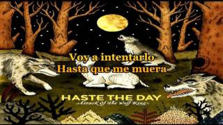 Haste the Day - Meet Me Halfway (Cover) (Sub. en Español)