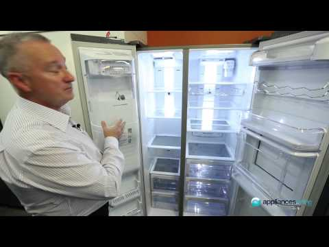 Samsung Side By Side 684l Fridge SRS683GDHLS reviewed by product expert - Appliances Online