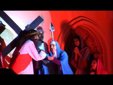 St. Francis Xavier Catholic Church Salalah- Passion Play 2017