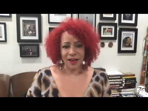 Nikole Hannah-Jones Speaks at Seventy Minutes (Election 2020)