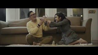 Dygta featuring Giselle - Cinta Rahasia ( official lirik ) Raja Lirik ID