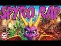 "SPYRO RAP by JT Music & Jeremy Dooley - ""Burn 'Em Down"""
