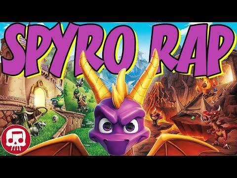 SPYRO RAP by JT Music & Jeremy Dooley - Burn Em Down