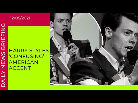 Harry Styles confuses fans at Brits Awards 2021  | Wednesday's News Briefing