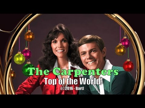 The Carpenters - Top Of The World (Karaoke)