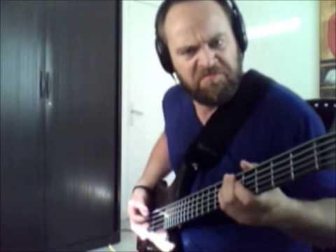 I'm Broken | Pantera Bass Cover