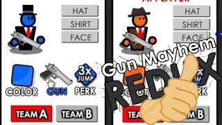 Free Game Tip - Gun Mayhem Redux