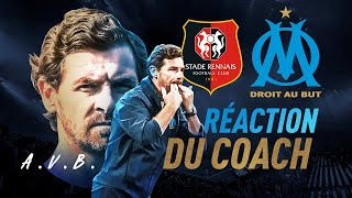 VIDEO: Rennes - OM | La réaction du coach