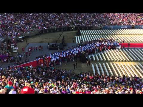 Special Olympics World Games 2015 - Opening Ceremony