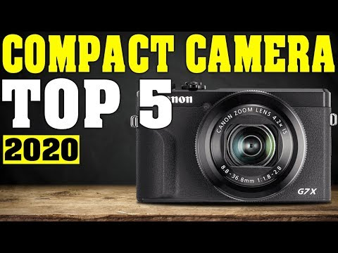 TOP 5: Best Compact Camera 2020 – Top 5 Point And Shoot Cameras