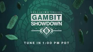 Destiny 2 Forsaken - Gambit Showdown