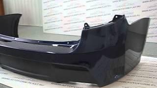 Задний бампер GTS на Лада Гранта