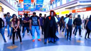 Flash Mob At Oberon Mall - Dracula 3D