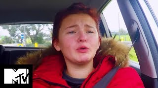 Megan Breaks Down As She Opens Up To Mum About Anxiety | Teen Mom UK 305