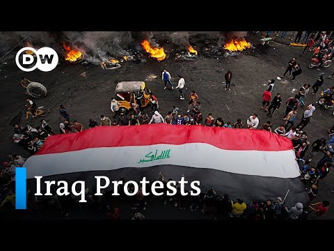 Iraq: Protesters killed in violent government response to protests | DW News