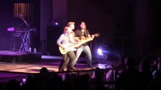 Scotty McCreery - Henderson, NV - Southern Belle - 4/22/16
