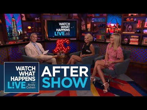 After : Kristin Chenoweth Was Once Schooled By LeeAnne Locken  RHOD  WWHL