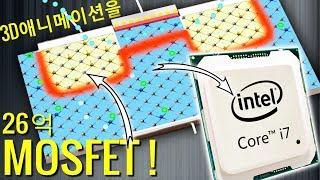 혁명 트랜지스터 작업 | MOSFET