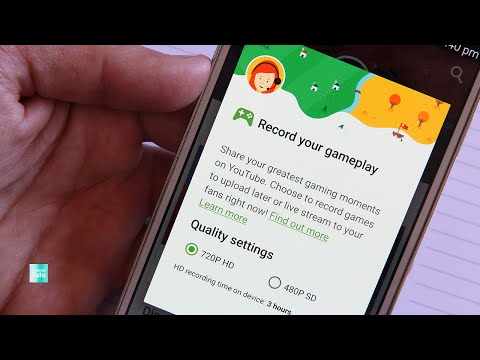 [How- To] Record Gameplay with Google Play Games — 720p HD