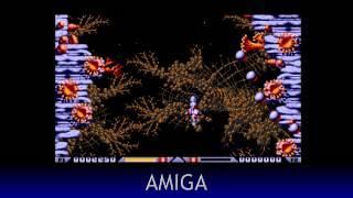 Amiga V Atari ST - Xenon 2 Megablast