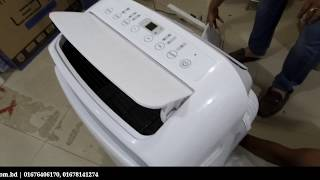 Midea Portable AC price in Bangladesh | Product Manual | Unboxing of Midea Portable AC