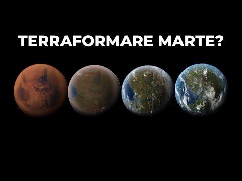 È possibile terraformare Marte?