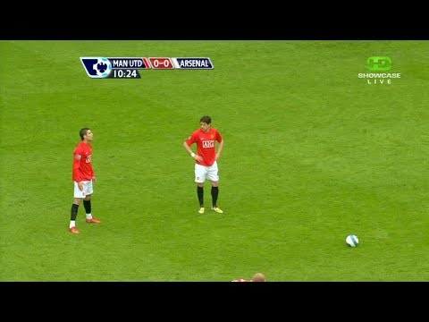 Cristiano Ronaldo Goals That Shocked the World in Manchester