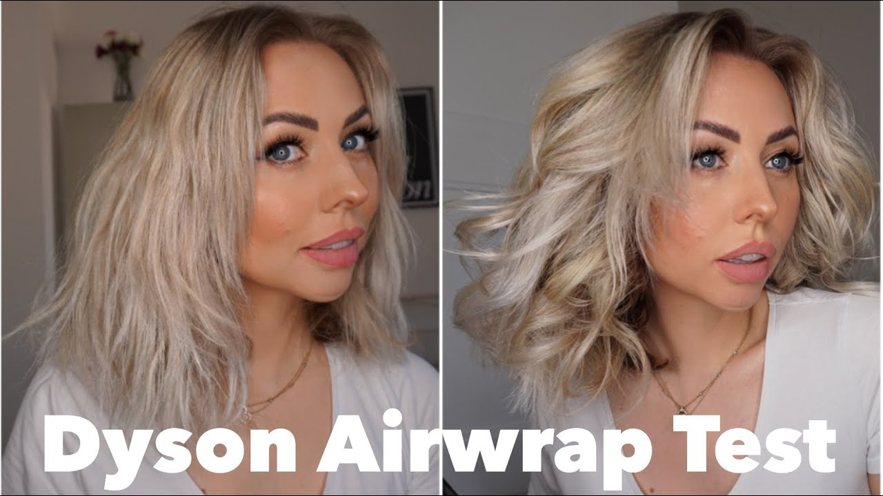 Dyson Airwrap Fail Bei Dicken Haaren Alicia Wunderbar Youtube
