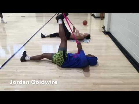 Double Trouble Training-(Jordan Goldwire Basketball) Duke University