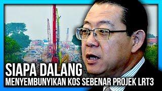 RAKYAT MAHU DALANG PROJEK LRT3 DIAMBIL TINDAKAN