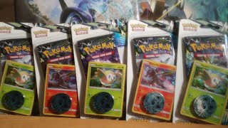 EARLY!!! Opening 5 Pokemon Sun & Moon - Lost Thunder Checklane Blister