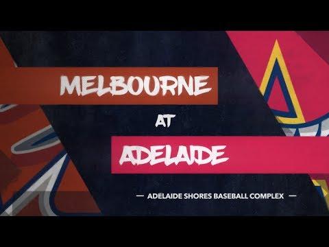 LIVE: Melbourne Aces @ Adelaide Bite, R2/G3
