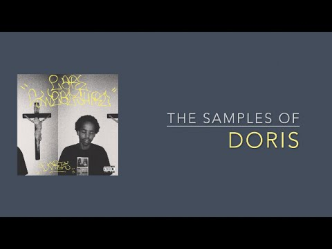 Earl Sweatshirt's Doris: The Samples