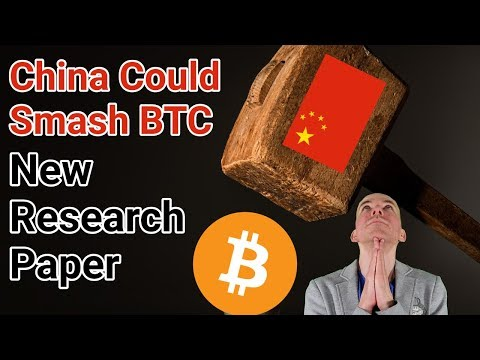 An Analysis Of Chinese Influence On Bitcoin