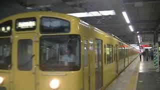 西武鉄道2063F 各停西武球場前行 所沢発車