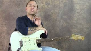 Shortcut To Memorize Notes On Fretboard SD | Real World Solo...