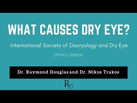 What Causes Dry Eye with Dr. Nikos Trakos