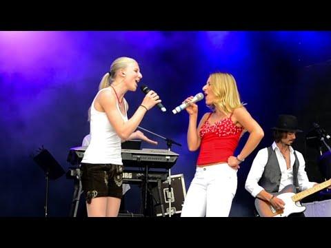 ABBA - Mamma Mia (Stefanie Hertel & Band - LIVE)