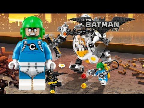 Download The Lego Batman Movie: Egghead Mech Food Fight Review! Set 70920